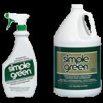 Medline Simple Green Degreaser,Gallon,6/Case,LGSSMP13005