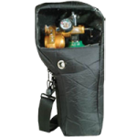 Tag Oxygen Cylinder Shoulder Bag,For D Style Cylinders,Each,CSB-D
