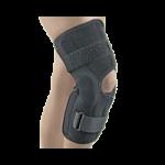 FLA Adjustable ROM Knee Brace,Plus, 18″ to 26″,Each,37-4501LBLK