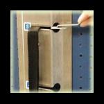 PrePak Safety Slide,Safety Slide,3/Pack,806