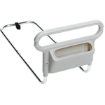 Maddak AbleRise Single Bed Assist Rail,26.5″L x 16″W x 4.5″H,Each,F764880000