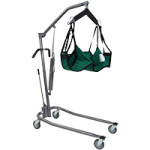 Drive Hydraulic Deluxe Vein Patient Lift with Six Point Cradle,Each,13023SV