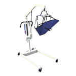 Drive Bariatric Battery Powered Patient Lift with Four Point Cradle,Battery Lift,Each,13244