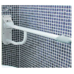 Homecraft Drop Down Rail,Without Supporting Leg,Each,551853