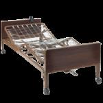 ITA-MED Single Crank Semi Electric Hospital Bed With Two Motors,Semi Electric Hospital Bed,Each,AB-2903