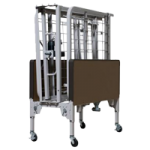 Graham-Field Bed Storage Cart,Bed Storage Cart,Each,600-1003-000