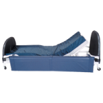 MJM International Low Bed With Multi Position Elevated Headrest,Each,680-40-R