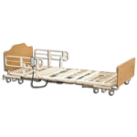 Medline Alterra Full Electric Hi-Low Hospital Bed,Bed Package,Each,FCE1232QO