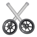 6420165112Drive-Universal-Five-Inch-Walker-Wheels-with-Dual-Hole-Adjustment-Column-and-Two-Sets-of-Rear-Glides