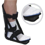 Comfortland Posterior Night Splint With Wedge,Small,Each,63-103-2