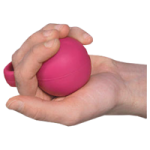 Mabis DMI Firm Rehab Exercise Ball,Exercise Ball,Each,640-8178-0800
