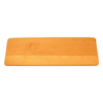 MTS SafetySure Solid Maple Transfer Board,Slotted, 30″ Long,Each,5220
