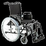Drive Cougar Ultralight Aluminum Wheelchair,16″ Adjustable Height Desk Arm, Swing-Away Elevating Legrests,Each,AK516ADA-AELR
