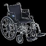 Invacare Tracer SX5 Wheelchair,Each,TRSX5