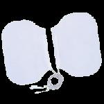 Uni-Patch Back Electrodes for Lumbrosacral Stimulation,6″ x 4″ (15.2cm x 10.2cm),Each,EP84690
