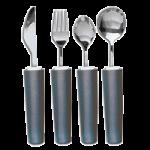 Deluxe Built-Up Foam Utensils,Offset Spoon, Right,Each,102005