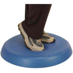Cando Low Impact Aerobic Balance Pad,Red,10/Case,30-2120R-10