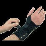 Core Powerwrap Universal Wrist Brace,Right,Each,WST-6897-R-WT-UNI