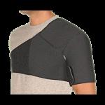 FLA Safe-T-Sport Neoprene Shoulder Support,Large, 51″ to 60″,Each,16-500LGBLK