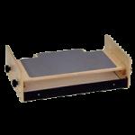 TherAdapt Adjustable Foot Stool,21″W x 14-1/2″D x 6-1/2″H,Each,AFS-100