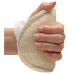 Rolyan Neuro Positioning Splint Palm Protector,Left,Each,A812101