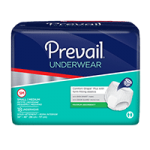 First Quality Prevail Protective Underwear with Extra Absorbency,x-Large,14/Pack, 4Pk/Case,PV-514