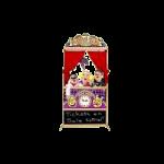 Melissa & Doug Deluxe Wooden PupTheater,52″ x 18″ x 24.75″, Assembled,Each,2530