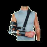Ossur Innovator X Post-Op Elbow Brace,Right,Each,W-823100