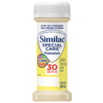 Abbott Similac Special Care 30 Premature Formula With Iron,Unflavored, Ready-to-Feed 2fl oz (59ml), Bottle,48/Case,56312