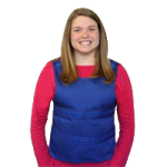 Polar Kool Max Body Cooling Poncho Vest,Each,KMV