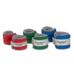 Thera Band Comfort Fit Ankle and Wrist Weight Sets,3lb Pair (1.5lb each), Green,Pair,25871
