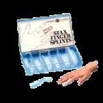 Rolyan Stax Finger Splint Sampler Set,Sampler Set,Each,792910