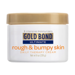 Gold Bond Ultimate Rough and Bumpy Skin Daily Therapy Cream,8 oz,Each,5070