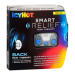 Chattem Icy Hot Smart Relief TENS Therapy Starter Kit,Starter Kit,12/Pack,4116708045
