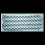 Invacare Extra Large Bubble Bath Mat,41″L x 15.75″W,Each,10440