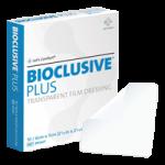 Systagenix Bioclusive Plus Transparent Film Dressing,7-7/8″ x 11-3/4″,100/Pack,BIP2030
