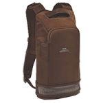 Respironics Backpack For SimplyGo Mini Portable Oxygen Concentrator,Brown,Each,1116836