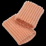 Silipos Square Gel Digital Pads,Narrow,6/pack,1116