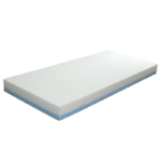 Proactive Protekt 600 Bariatric Pressure Redistribution Foam Mattress,48″L x 84″W x 6″H,Each,81066