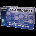 McKesson Guardian EC Powder Free Latex Exam Gloves,Small,50/Pack, 10Pk/Case,14-030-S