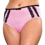 Fannypants Venice Women Incontinence Underwear,Each,16251
