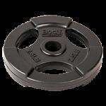 Body Sport Rubber-Encased Plates for Pump Set,5 lbs.,Each,BDS115WGT5