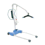 Hoyer Professional Presence Power Patient Lift,With Scale,Each,HOY-PRESENCEWSC