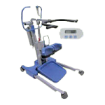Hoyer Professional Elevate Patient Lift,With Scale,Each,HOY-ELEVATEWSC