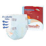 Tranquility SmartCore Disposable Brief,Small,10/Pack,2311
