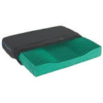 Medline EquaGel Contour Plus Seat Cushion,16″W X 16″L,Each,MSCEQCPL1616