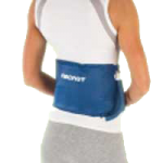 Aircast Back, Hip And Rib Cryo/Cuff,Without Cooler,Each,14A01