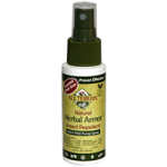All Terrain Herbal Armor Natural Insect Repellent Spray,2fl oz, Bottle,Each,096857-8