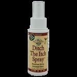 All Terrain Ditch the Itch Spray,2fl oz, Bottle,Each,044311-9