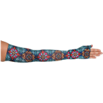 LympheDivas Tiffany Compression Arm Sleeve And Gauntlet,Each,TIFFANY